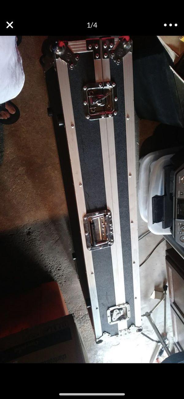 keyboard road case