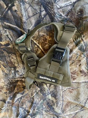 Tactical dog harness for Sale in Rancho Palos Verdes, CA