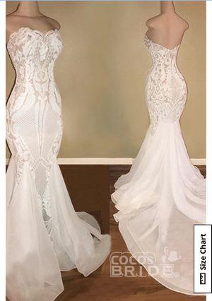 Wedding dress for Sale in Fontana, CA