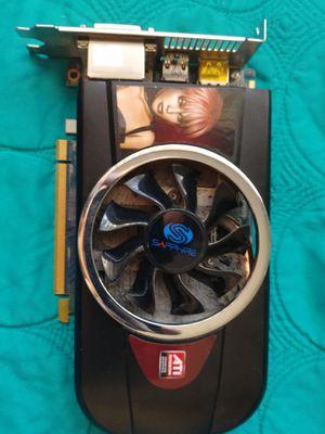 HD5700 Radeon video card for Sale in Mesa, AZ
