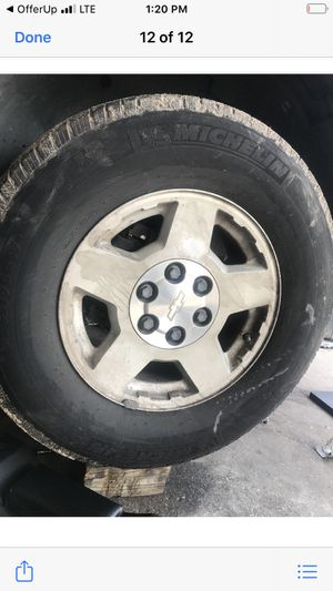 Chevy wheels for Sale in Houston, TX
