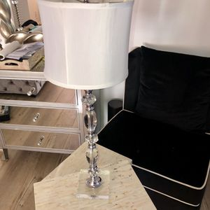 Acrylic lamp for Sale in Beverly Hills, CA