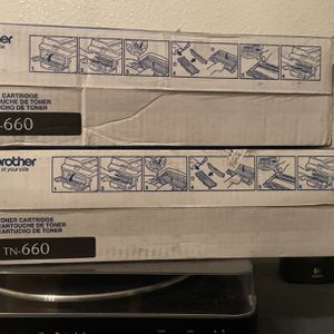 BROTHER TONER TN-660 Laser Printer Cartridge for Sale in Fresno, CA