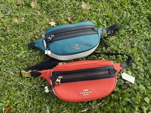 Coach beltbag for women for Sale in Arlington, TX