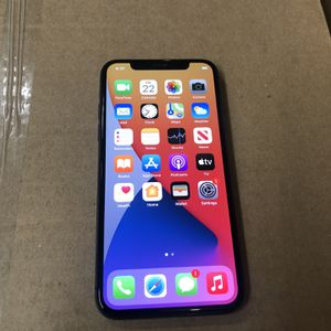 Iphone X 64gb Unlocked for Sale in University Place, WA