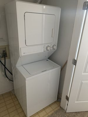 Maytag stackable washer/dryer for Sale in Virginia Beach, VA