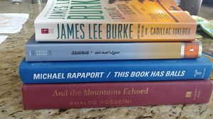 4 Book Bundle for Sale in Pflugerville, TX