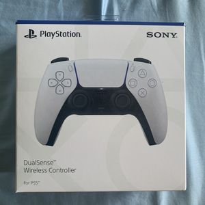 Sony PlayStation 5 PS5 Wireless DualSense Controller for Sale in Miami, FL