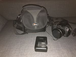 Canon powers got sx40 with Optical Zoom for Sale in Eugene, OR