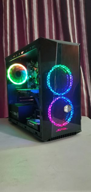 GAMING PC - FPS AVERAGES & SPECS BELOW for Sale in Wildomar, CA