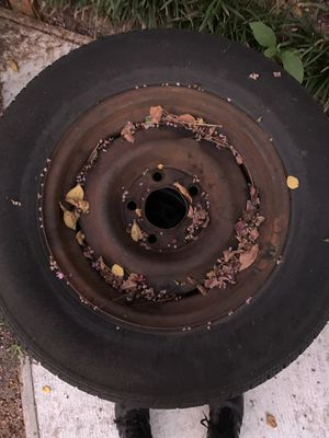 Trailer tire for Sale in Pasadena, TX