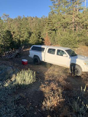 ARE Camper She'll 05-15 Tacoma longbed for Sale in Long Beach, CA
