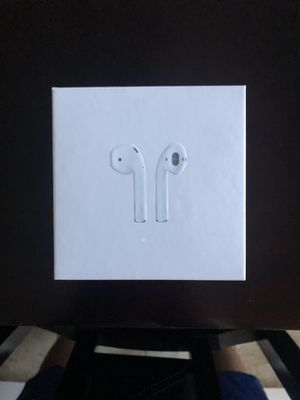 Apple AirPods 2nd generation for Sale in Washington, DC