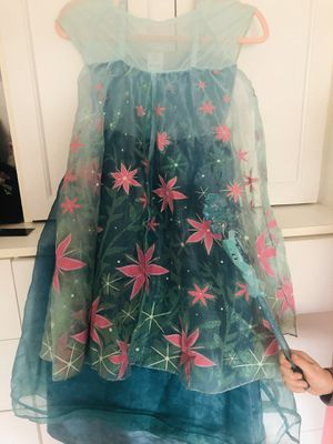 Disney Princess dress for Sale in Fontana, CA