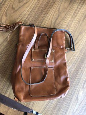 Genuine leather handbag for Sale in Skokie, IL