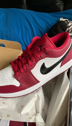 Air Jordan 1 Lows size 12 for Sale in Chicago, IL