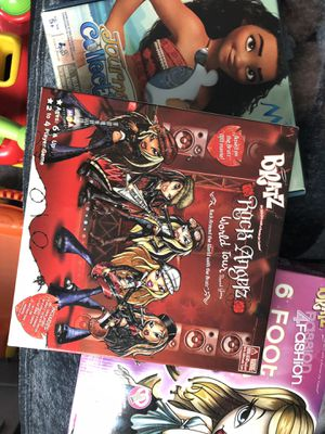 Board Game Puzzle Bratz Moana for Sale in Spring Valley, CA