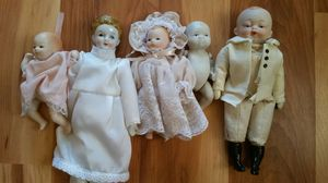 Antique Baby Doll Collection for Sale in Clifton, VA