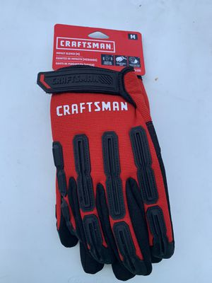 Craftsman Impact Work Gloves M for Sale in Harrisburg, PA