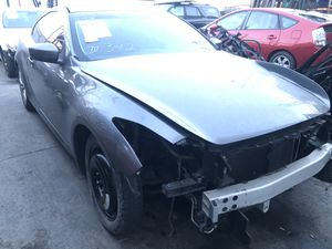 2008-2014 Infiniti G37 Coupe Parts Parting Out for Sale in Rancho Cordova, CA