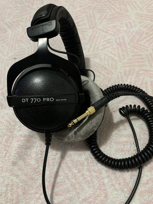 Beyerdynamic DT 777 Pro 240ohm Studio headphones for Sale in Everett, WA