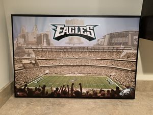 Philadelphia Eagles Canvas for Sale in Reading, PA