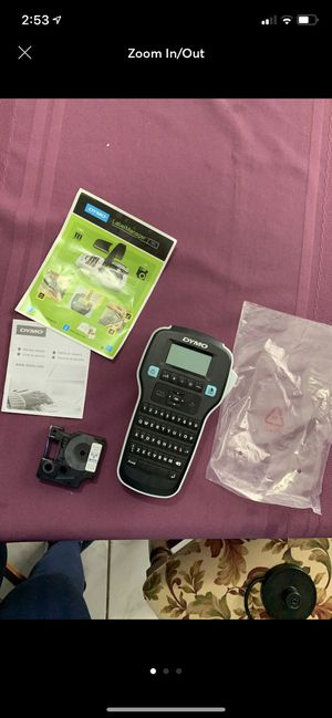 DYMO label printer *new!* for Sale in Spring Hill, FL