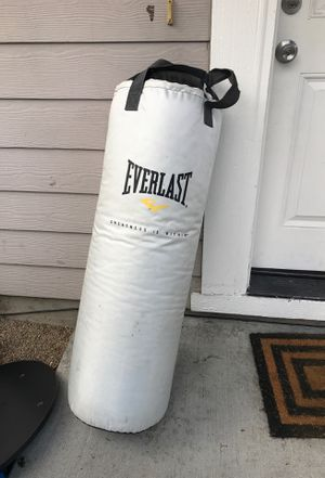 Punching bag need gone ASAP for Sale in Portland, OR