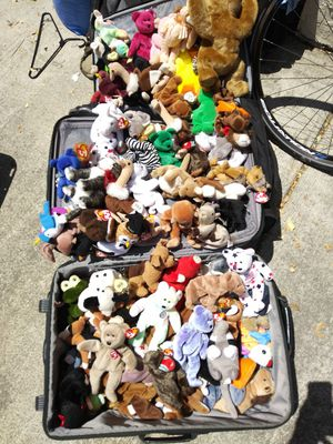Beanie Baby collection for Sale in Hayward, CA