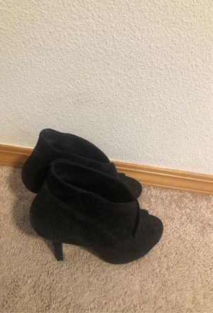 Black Heels size: 9 for Sale in Portland, OR