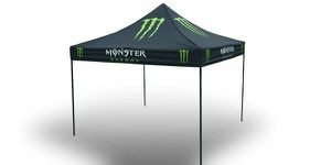 Monster energy canopy item 806580 for Sale in Streamwood, IL