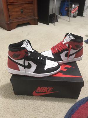 Jordan 1 Black Toe (2016) for Sale in Manor, TX