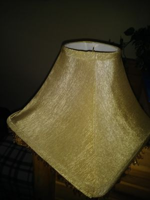 Different lamp shades. for Sale in Kansas City, MO