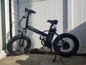 Ecomotion folding ebike for Sale in Costa Mesa, CA