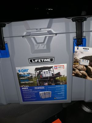 Brand New . LIFETIME Cooler for Sale in Sacramento, CA