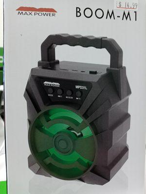 Boom M1 Portable Speaker for Sale in Marquette, MI