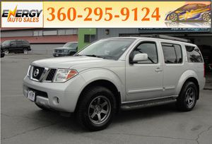 2005 Nissan Pathfinder for Sale in Monroe, WA