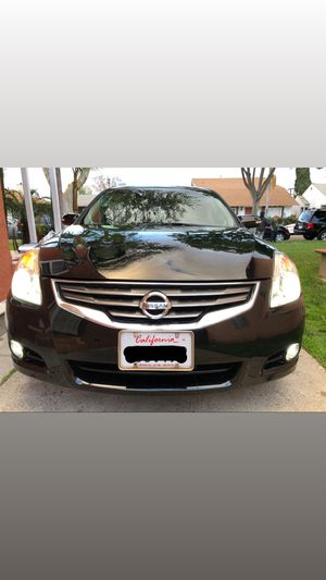 NISSAN ALTIMA 2010 Black Leather Interior for Sale in Lynwood, CA