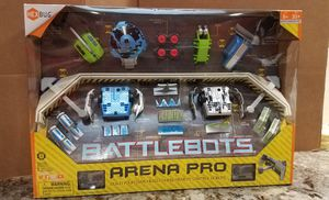 Hexbug Battlebots Arena Pro New for Sale in Mesquite, TX
