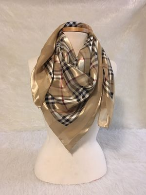 Plaid Patterened Luxury Scarf! for Sale in Aloha, OR