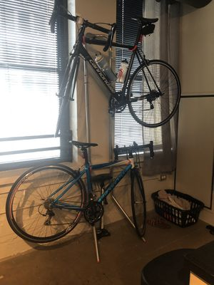 Vertical bike rack for Sale in San Diego, CA