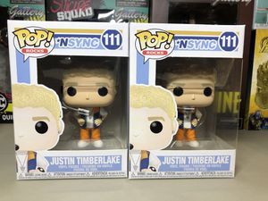 Funko Pop NSYNC Action Figure Collectible for Sale in Long Beach, CA