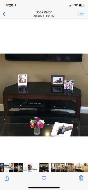 Television Console for Sale in Boca Raton, FL