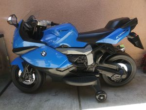 Electric bmw motorcycle for kids for Sale in San Jose, CA
