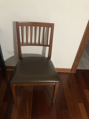 Solid nice commercial grade restaurant or home chair for Sale in Orland Park, IL