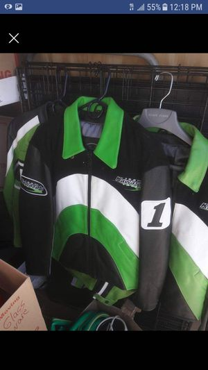 Kawasaki motorcycle jackets for Sale in Littlestown, PA