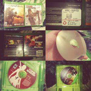 Xbox One games. for Sale in Laveen Village, AZ