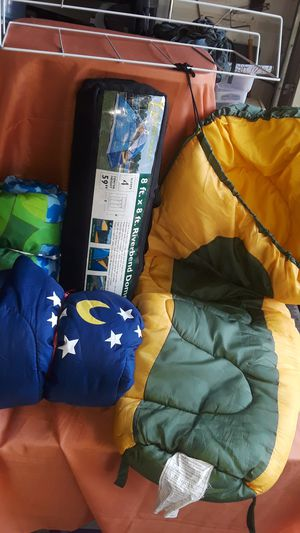 Camping equipment set for Sale in Fort Worth, TX
