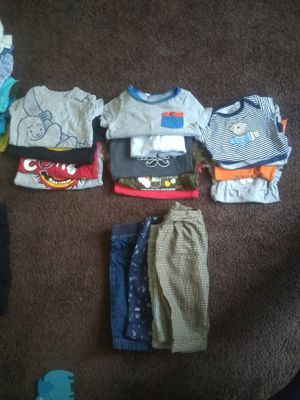 Baby Boy Clothes Like New for Sale in Paulsboro, NJ