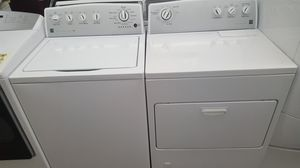 Newer Kenmore 2016 Washer Dryer gas set for Sale in Laguna Woods, CA